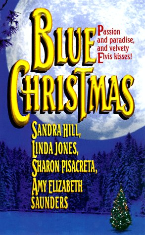 Blue Christmas (Leisure romance): Linda Jones, Sharon