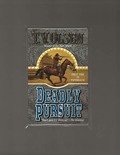 9780843944631: Deadly Pursuit