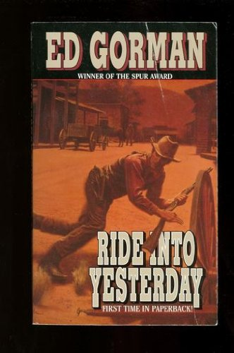 9780843944884: Ride into Yesterday