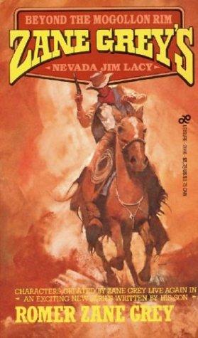 9780843946352: Nevada Jim Lacy: Beyond the Mongolian Rim