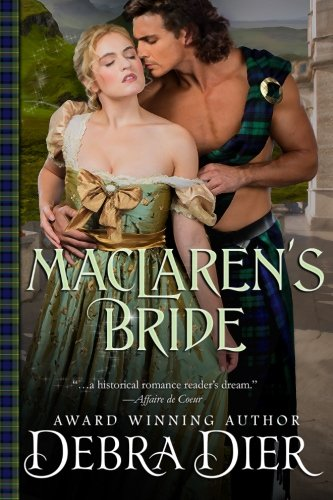 9780843947687: MacLaren's Bride (Leisure Historical Romance)