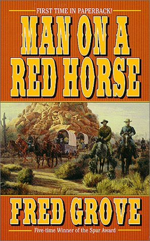 9780843947717: Man on a Red Horse