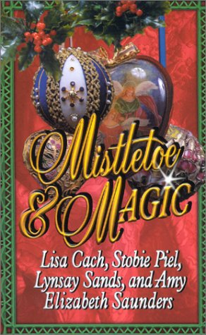 9780843947786: Mistletoe & Magic (Leisure historical romance)