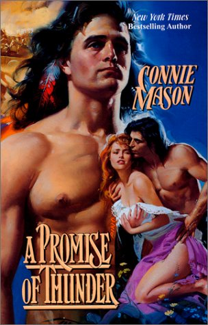9780843948608: A Promise of Thunder (Women West)