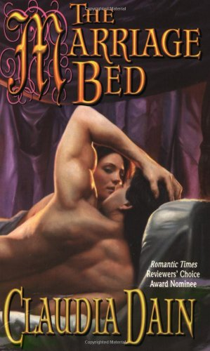 9780843949339: The Marriage Bed (Leisure historical romance)