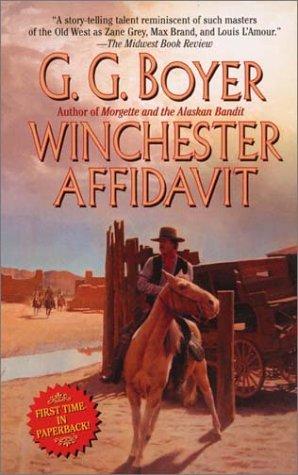 Winchester Affidavit: Boyer, G. G.