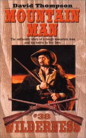 Mountain Man (Wilderness, #38)
