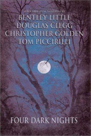 9780843950984: Four Dark Nights: The Circle/Pyre/Jonah Arose/the Words