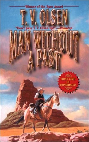 9780843951165: Man Without a Past (Leisure Western)