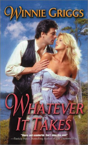 9780843951387: Whatever It Takes (Leisure Historical Romance)