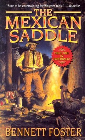 9780843951998: The Mexican Saddle