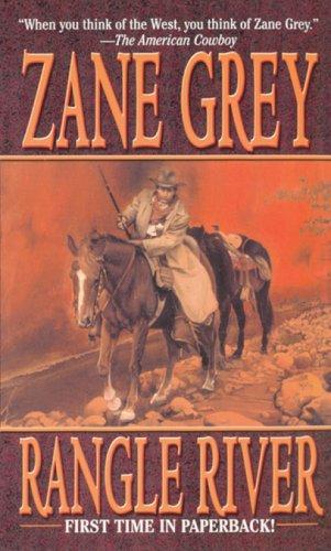9780843952124: Rangle River (Leisure Historical Fiction)