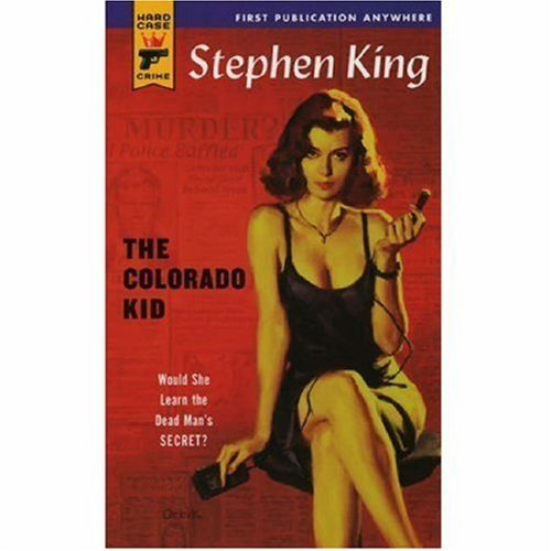 9780843955842: The Colorado Kid (Hard Case Crime)