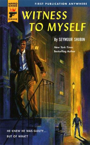 9780843955903: Witness to Myself (Hard Case Crime (Mass Market Paperback))