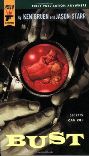 9780843955910: Bust (Hard Case Crime (Mass Market Paperback))