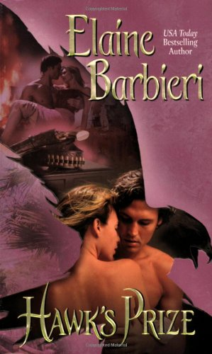 Hawks Prize: Barbieri, Elaine