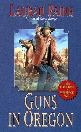 9780843957266: Guns in Oregon (Leisure Western)