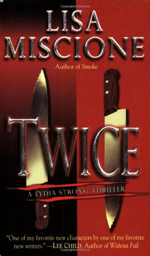 9780843957310: Twice (Lydia Strong Novels)