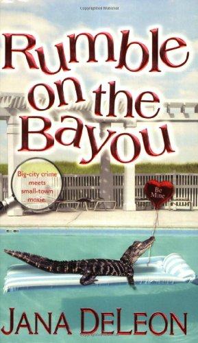 9780843957372: Rumble on the Bayou