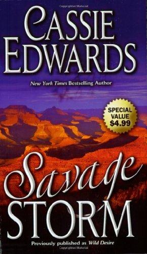 Savage Storm (Savage (Leisure Paperback)): Edwards, Cassie