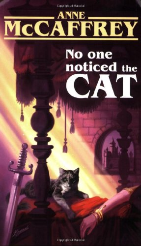 No One Noticed the Cat (0843959037) by Anne McCaffrey