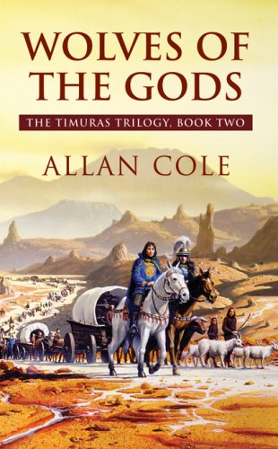 9780843959154: Wolves of the Gods (The Timuras Trilogy)