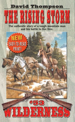 9780843959291: The Rising Storm (Wilderness, #53)