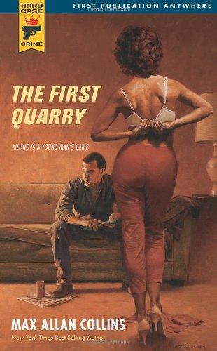 9780843959659: First Quarry (Hard Case Crime)
