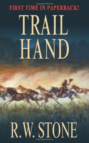 9780843960358: Trail Hand: A Western Story (Leisure Western)