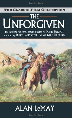 9780843961713: Le May, A: UNFORGIVEN (Leisure Western)