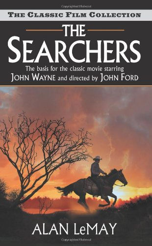 9780843961720: The Searchers (Leisure Western)