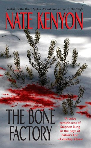 The Bone Factory (Leisure Fiction): Nate Kenyon