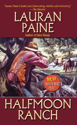 9780843963427: Halfmoon Ranch