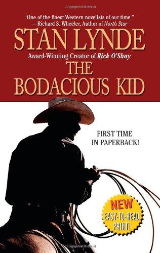 9780843963502: The Bodacious Kid