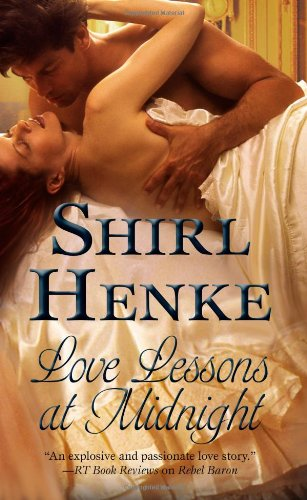 9780843963632: Love Lessons at Midnight (House of Dreams)