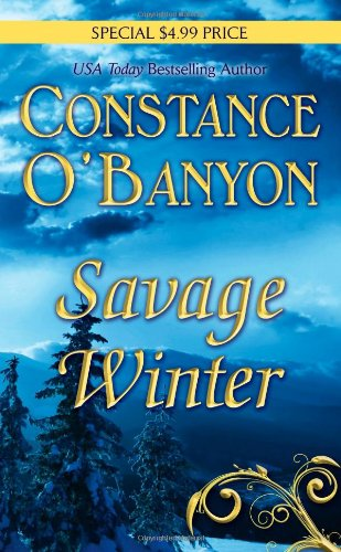 Savage Winter (9780843963922) by O'Banyon, Constance