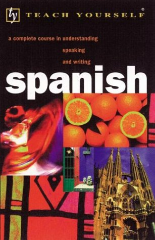 9780844201825: Teach Yourself Spanish Complete Course