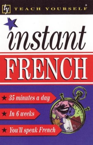 9780844202174: Teach Yourself Instant French