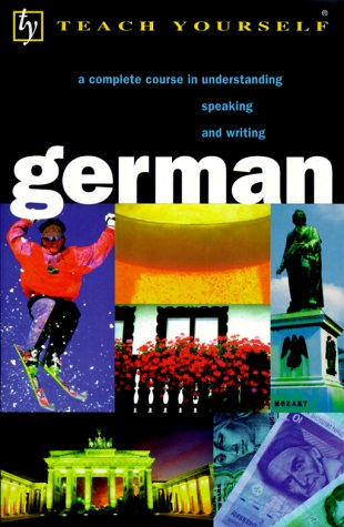 9780844202228: Teach Yourself German: A Complete Dcourse in Understanding Speaking and Writing German