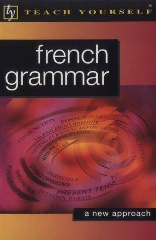 9780844202259: Teach Yourself French Grammar (French Edition)