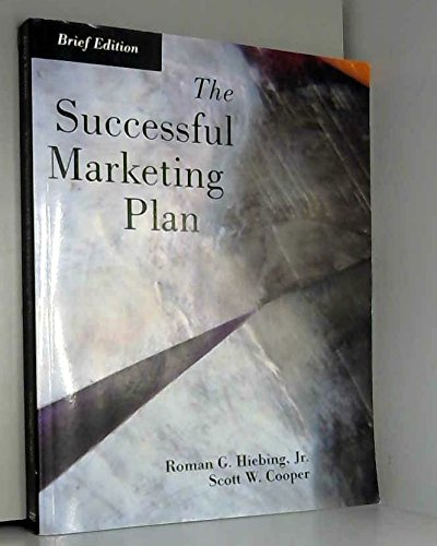 9780844202488: Successful Marketing Plan