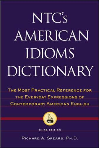 9780844202747: NTC's American Idioms Dictionary