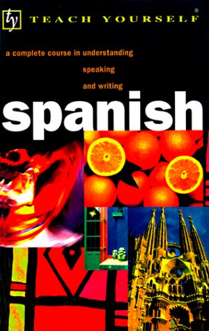 9780844204031: Teach Yourself Spanish Complete Course