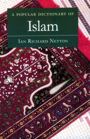 9780844204222: A Popular Dictionary of Islam