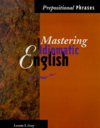 9780844204727: Mastering Idiomatic English