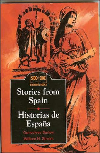9780844204994: Stories from Spain / Historias de España (Side by Side Bilingual Books) (English and Spanish Edition)