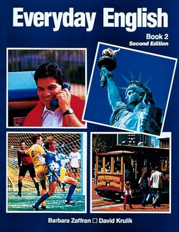 9780844206592: Everyday English 2nd Edition Book 2 Tape 2
