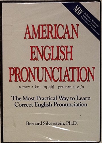 9780844207254: Ntc's Dictionary of American English Pronunciation