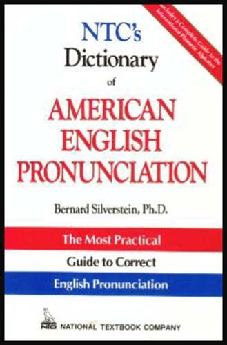 9780844207278: Ntc's Dictionary of American English Pronunciation
