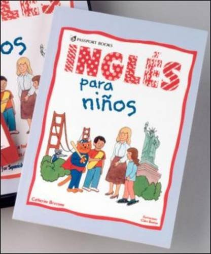 9780844207834: Vocabulary Resources: Ingles Para Ninos Book, Student Book (Spanish Edition)